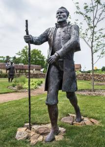 Historic Downtown Statues